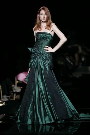 792d83500bf robe-c3a9lie-saab-haute-couture-vert-2006 – DIVER